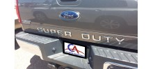 Ford Super Duty (2008-2016) Tailgate Insert (4 Finishes)