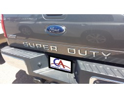 Ford Super Duty (2008-2015) Tailgate Insert (4 Finishes)