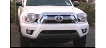2012-2015 Tacoma Chrome Grille