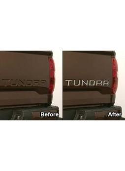 Toyota Tundra Tailgate Script (5 Finishes)