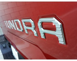 Toyota Tundra (2014-2015) Tailgate Insert (5 Finishes)