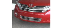 Lower Venza (2008-2012) Grill Plated Factory Finish
